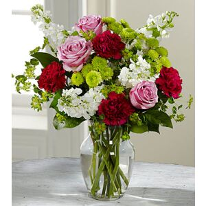 C22-5181 The FTD Blooming Embrace Bouquet
