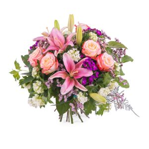 Spring multicoloured Bouquet